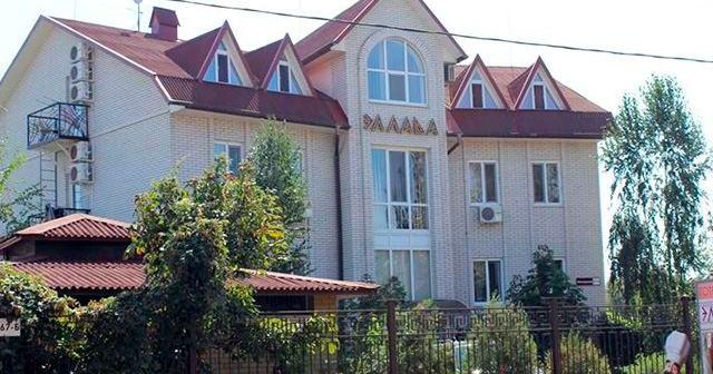 Отель «Эллада»
