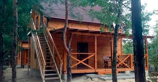 Комплекс «Лесной домик»