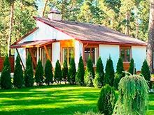 Коттедж «Сосновый двор»