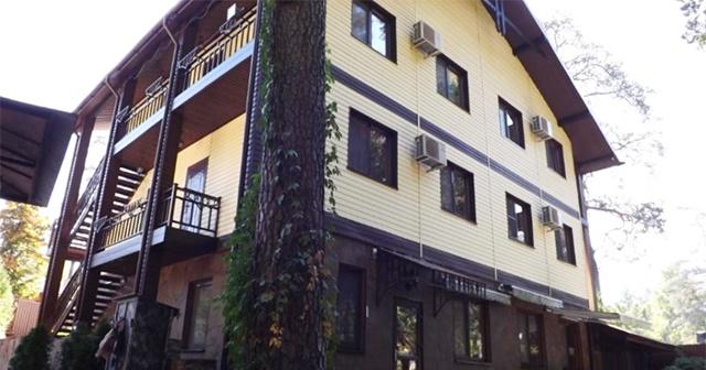 Мини-гостиница «Шале»