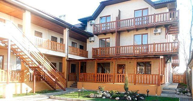 Гостевой дом «На Первомайской»