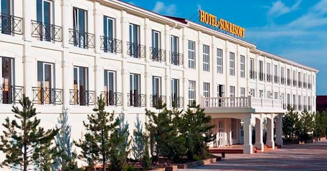 Отель «Sun Resort»