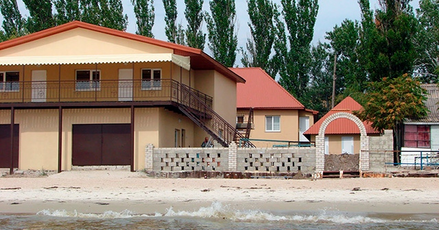 Отель «Таранья Бухта»