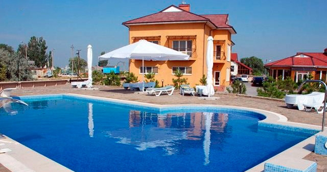 Отель «Виолис»