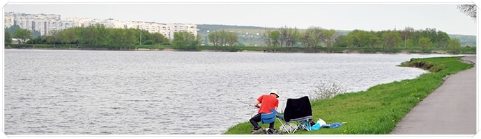 рыбалка в донецкой области, отдых в донецкой области